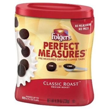 Folgers Perfect Measures Classic Roast Medium Roast Coffee - 85ct