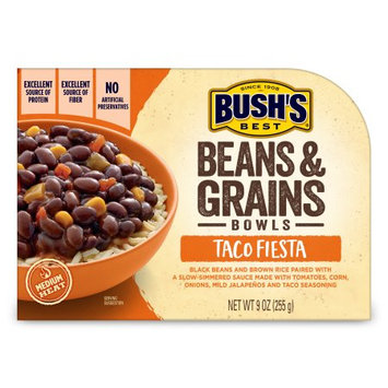 BUSH'S BEST® Beans & Grains Bowls Taco Fiesta