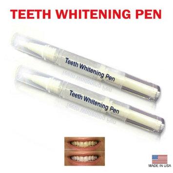 Always White Teeth Whitening Pens 35% White Gel Hydrogen Peroxide - Professional Twist Pen (2ml each) - For Sensitive Teeth - White your teeth on the go! 2 Packs