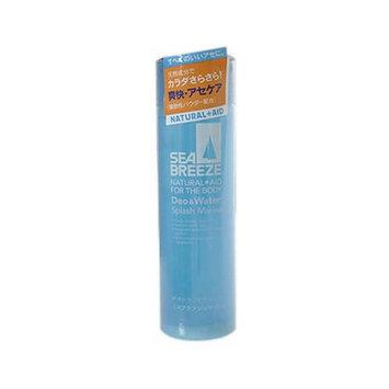 Sea Breeze Japan Deo & Water splash Marine scent 160ml