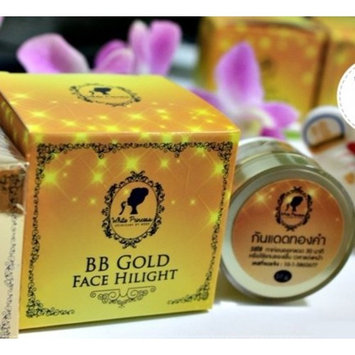 BB Gold Face Hilight Sunscreen BB Gold Protect your skin is not dark by jawnoy