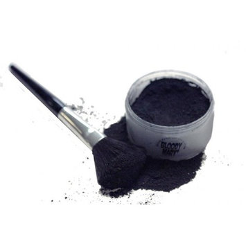 Bobbie Weiner Ent G-1-2001B Makeup Loose Setting Powder - Coal Black
