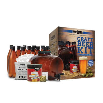 American Lager Complete Craft Beer Making Kit