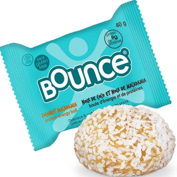 Bounce Coconut Macadamia Protein Energy Ball