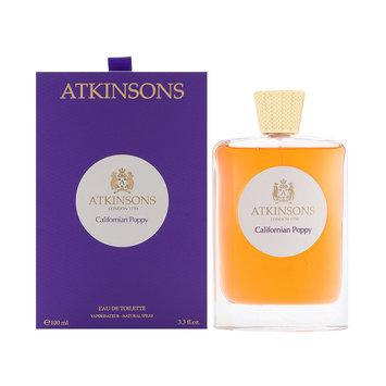 Atkinson's Atkinsons Californian Poppy Eau De Toilette 100ml