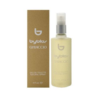 Byblos Ghiaccio by Byblos for Women 4.0 oz EDT Spray