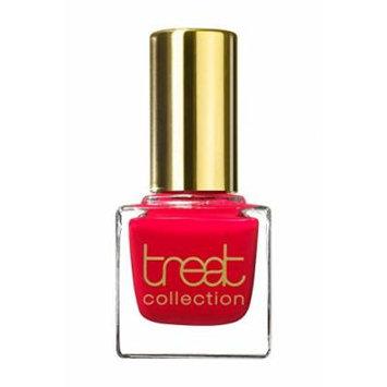 treat collection - Vegan / 5 Free Nail Polish PARIS, PARIS (Chic Classic Red)