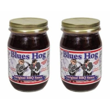 Blues Hog Sauce BBQ Original (2 pack) 16oz
