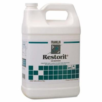Franklin Cleaning Technology F191022 1 gal Restorit UHS Floor Maintainer Liquid Bottle