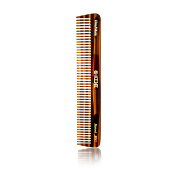 Kent The Handmade Comb - 175mm Coarse Toothed Dressing Table Comb Model No. R5T
