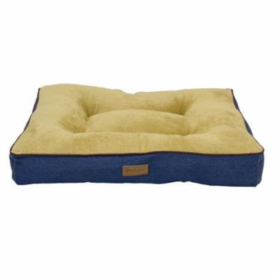 DMC Good Dog Denim Gusset Pet Bed