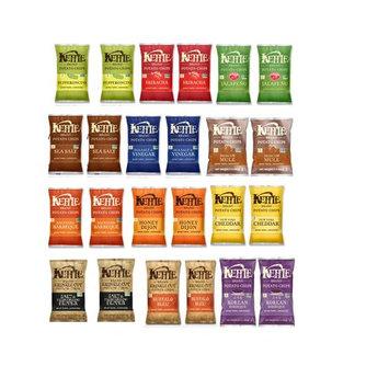 Kettle Chips 12 Flavor Variety Pack 2 per flavor (1.5 oz 24pk)