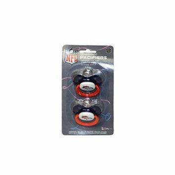 NFL 2-Pack Pacifiers (Denver Broncos) # SP2019