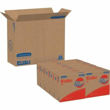 Kimberly Clark KCC41455CT WypAll X70 Hydroknit Wipers Pop-up Box - White