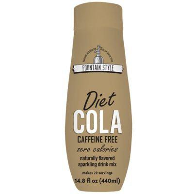 Sodastream Usa Inc Sodastream - Fountain-style Diet Caffeine Free Cola Sparkling Drink Mix - Multi