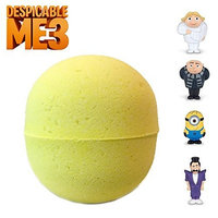 XL Minions Despicable ME 3 - Surprise Bath Bomb! (Cotton Candy)