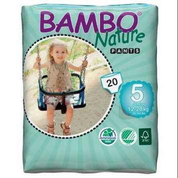 Bambo Training Pants Junior Size 5, Absorbs 1055ml, 5 Bags of 20 (100/Cs)