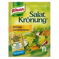 Knorr Salat Kronung Wurzige Gartenkrauter, 62g (5pk)