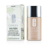 clinique even better makeup spf15 (dry combination to combination oily) - no. 09 sand 30ml/1oz