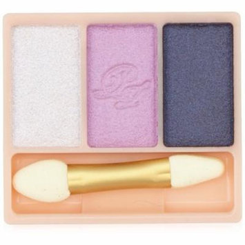 Beaute Eye Color Trio Refill - Color - Violet Candy - 12, Effortlessly achieve creative eye looks this spring with four new Eye Color Trio palettes from Paul & Joe.., By PAUL & JOE