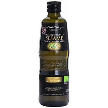 Emile Noel Organic Sesame Seed Oil 500ml(Pack of 2)