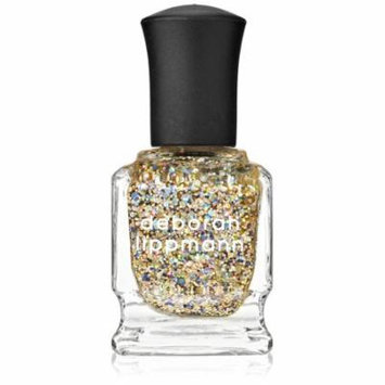 Glitter Nail Lacquer, Glitter And Be Gay, Color: Pink By deborah lippmann