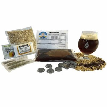 1 Gallon Table Top Nano-Brew Squirreled Away Nut Brown Ale w/ Booster