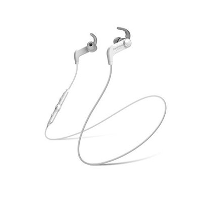 Koss Koss BT190iK Wireless Bluetooth Earbuds, In-line Microphone, Touch Controls-White