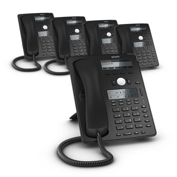Snom D745 (5-Pack) D745 Desk Telephone