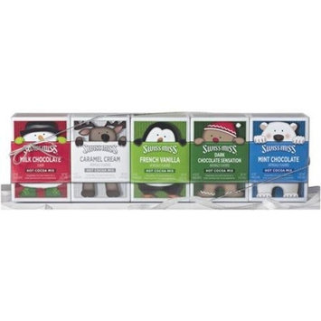 Swiss Miss Hot Cocoa Gift Set (5 Flavors) 4- Packs Each - Limited Time Only