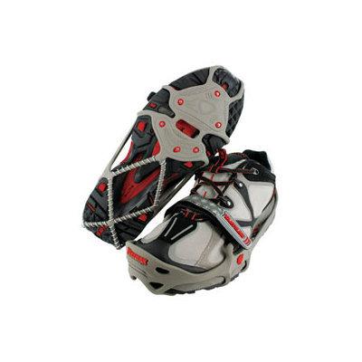 Implus Footcare 08162 Run Size Medium Gray/red Fits