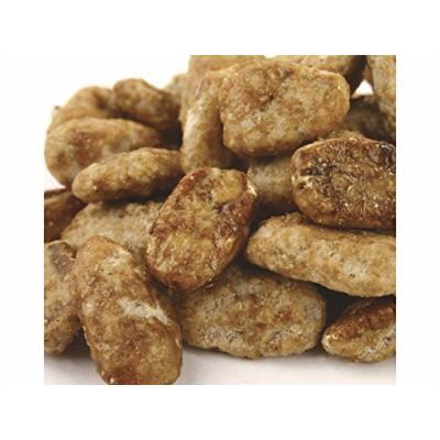 Sconza Butter Toffee Pecans - indulgent snack (1Lb)