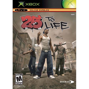 Eidos Interactive 25 To Life (Xbox Live)
