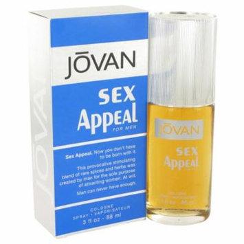Sex Appeal by Jovan - Cologne Spray 3 oz