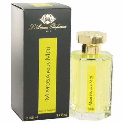 Mimosa Pour Moi by L'artisan Parfumeur - Eau De Toilette Spray 3.4 oz