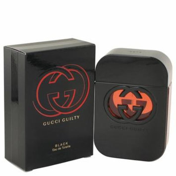 Gucci Guilty Black by Gucci - Eau De Toilette Spray 2.5 oz
