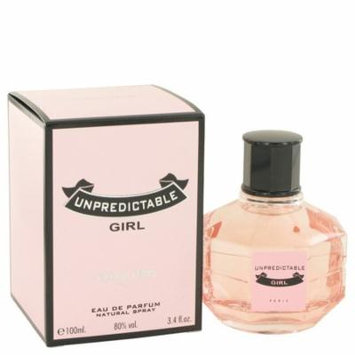 Unpredictable Girl by Glenn Perri - Eau De Parfum Spray 3.4 oz