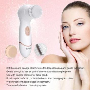3 In 1 Electric Facial Brush Skin Care Facial Brush Set HITC