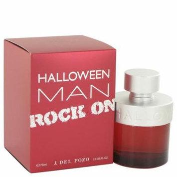 Halloween Man Rock On by Jesus Del Pozo - Eau De Toilette Spray 2.5 oz