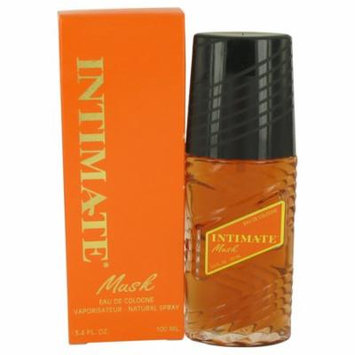 Intimate Musk by Jean Philippe - Eau De Cologne Natural Spray 3.6 oz