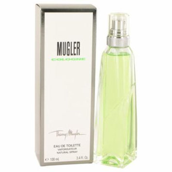 Cologne by Thierry Mugler - Men - Eau De Toilette Spray (Unisex) 3.4 oz