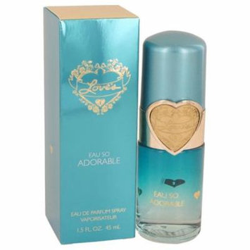 Love's Eau So Adorable by Dana - Eau De Parfum Spray 1.5 oz