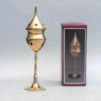 India Overseas Trading BR1642 - Incense Cone Burner