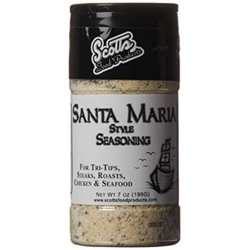Scott's Santa Maria Style Seasoning, 7 oz.
