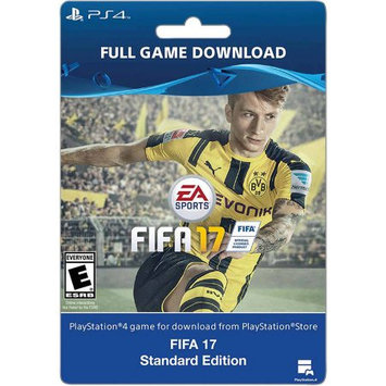 Incomm Sony FIFA 17 Standard (email delivery)