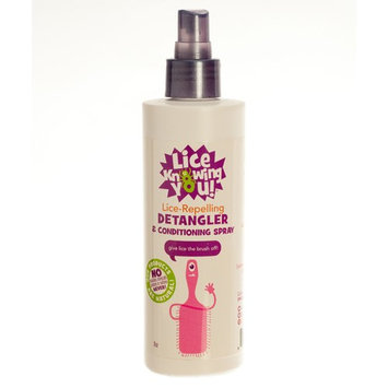 Lice Knowing You Lice Knowing You Detangler and Conditioner Spray - 8oz