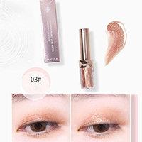 Putars Women Professional Sexy Metallic Eyeshadow High Pearl Eyeliner Diamond Eyeshadow Pen Eyeliner