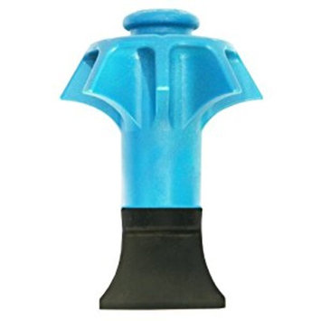 DANCO Disposal Genie Garbage Disposal Strainer and Splash Guard, Blue, 5 inch x 3-1/4 inch Diameter, 1-Pack (10452)