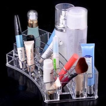 Acrylic Cosmetic Organizer Makeup Brushes Lipstick Holder 1066 Office Organizer