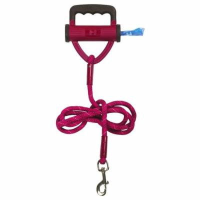 Hp Power Leash, 6', Pink, 100% quality materials designed in the usa By Lixit
